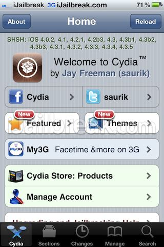 pattern unlock cydia source how to unlock ios 6 1 on iphone 4 3gs with ultrasn0w 1 2 8