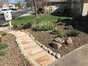 drought resistant landscape drought landscaping front yard landscaping reno nv photo