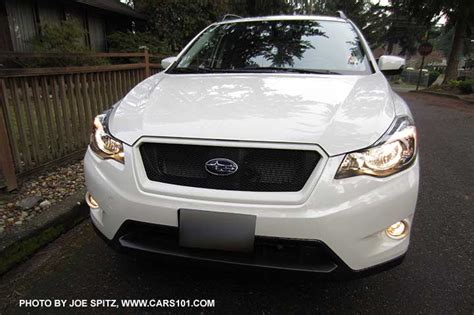 subaru crosstrek grill subaru 2015 xv crosstrek options and upgrades photo page 4
