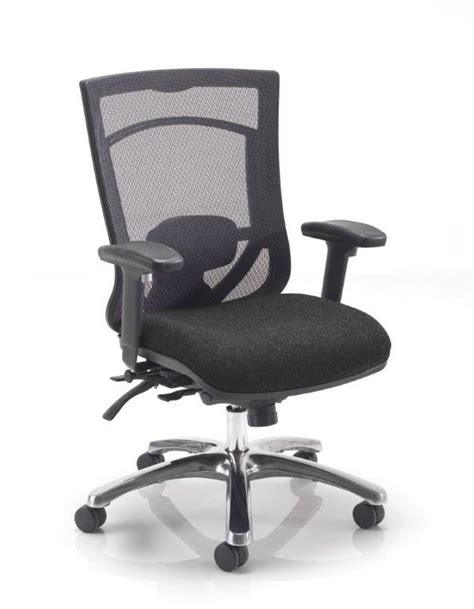 Office Chair Back by Jaguar Mesh Back Office Chair