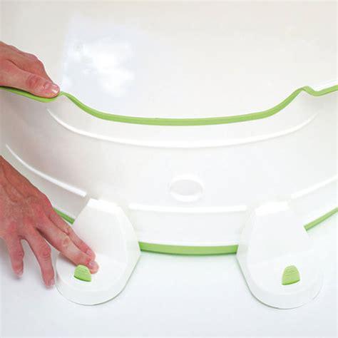 reducteur baignoire babydam reducteur de baignoire b 233 b 233 vert 10 sur allob 233 b 233