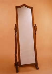 floor standing mirrors handmade in oak custom made oak