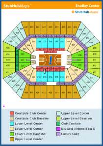 Men Arena Floor Plan bmo harris bradley center seating chart pictures