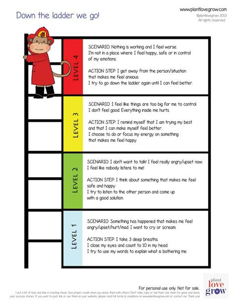 anger management tools for kids 17 best images about coping skills on pinterest