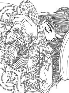 printable trippy coloring pages coloring