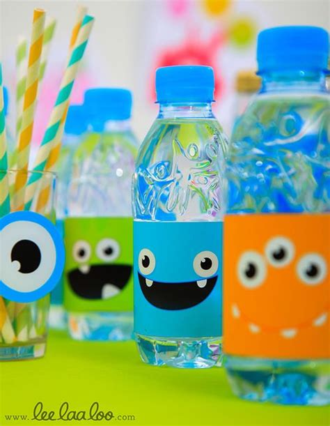 mommo design monster party