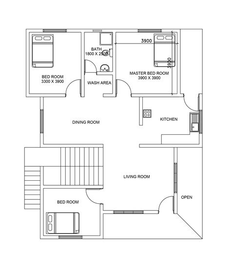 double floor house plans double story house plan 106 from dwgnet com