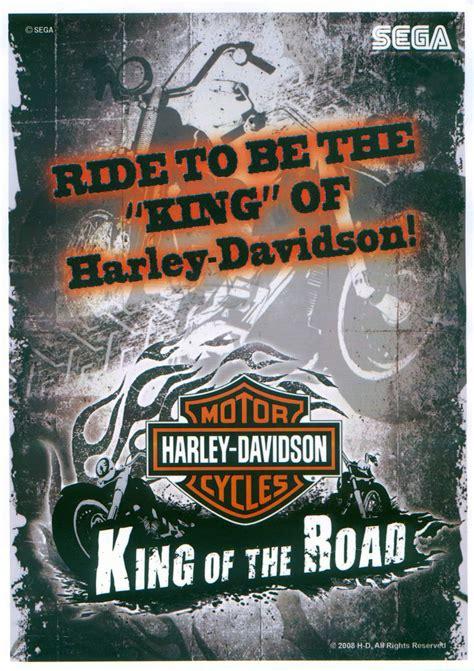 Harley Davidson Flyer the arcade flyer archive flyers harley