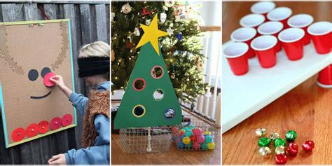 diy christmas party games for groups 20 to play with the family