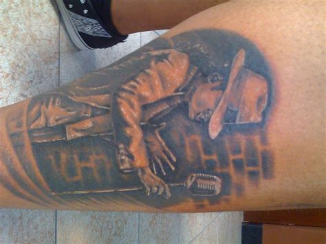 michael jackson tattoos designs 187 michael jackson leg