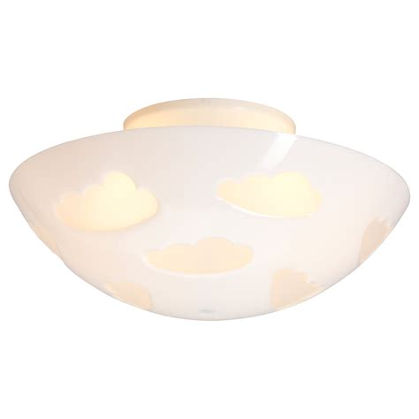 Skojig Ceiling L White Ikea Childrens Ceiling Light Fixtures
