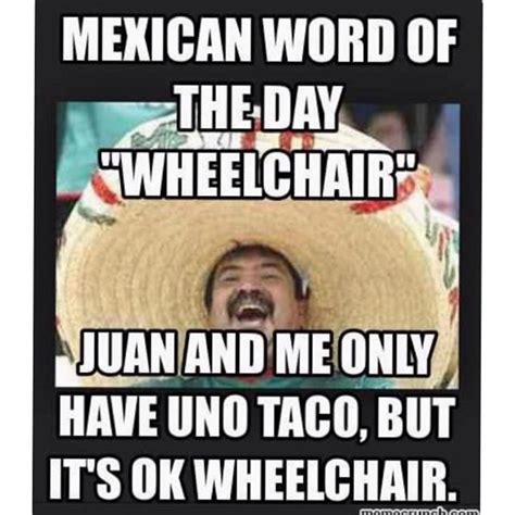 Funny Memes About Mexicans - funny mexican memes instagram funny memes pinterest
