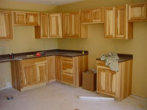 pecan wood cabinets for the home