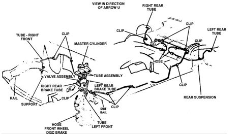 brake line diagram 2003 ford expedition brake line pictures to pin on