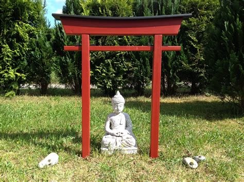 holzbogen garten asia factory torii 22 japan style garten holzbogen