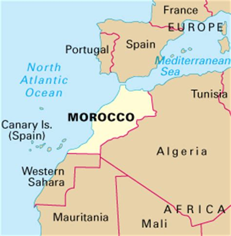 middle east map morocco adventure morocco and middle east