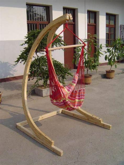 Wooden Hammock Chair Stand china wood hammock chair stand china hammock hammock chair