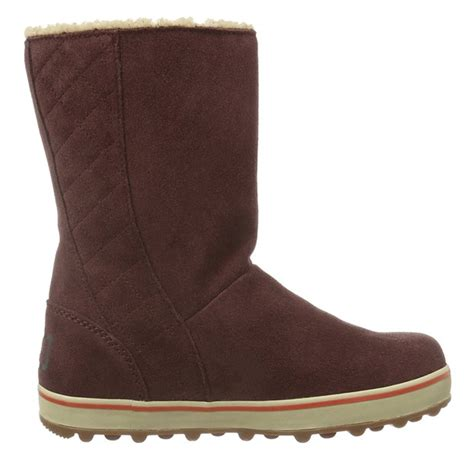 sorel glacy boot sorel glacy boot nl1975 redwood from jelly egg uk