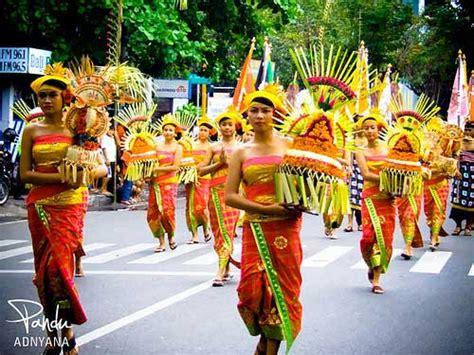 Bali Arts Festival in Denpasar, Bali Indonesia Travel Guide