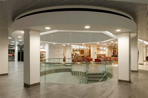 food court interior design portfolio bon accord food court ecosense lighting