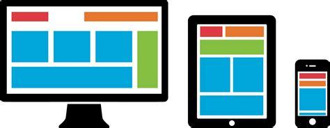 web layout for mobile and desktop responsive web design lemongrass media