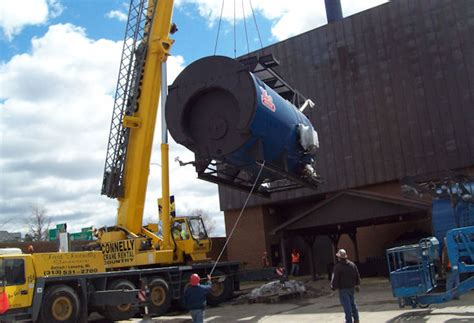 New Um Flint Course Looks by Um Flint Looks For Big Energy Savings With New Boilers