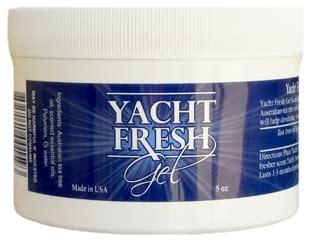 boat mildew prevention yacht fresh gel air freshener deodorizer mold