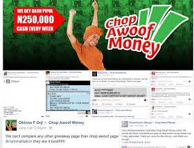Win Money Every Week - win awoof money gives away n250k cash every week