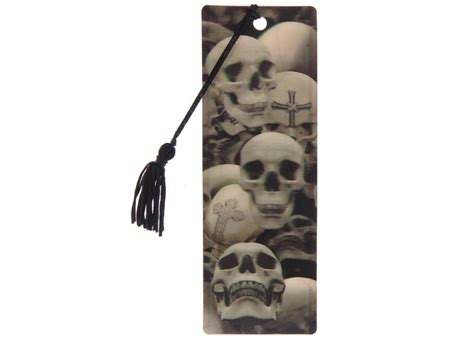 printable skull bookmarks 3d skull bookmark attitude clothing