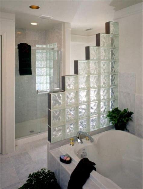 bathroom glass block wall best 25 glass blocks wall ideas on pinterest glass