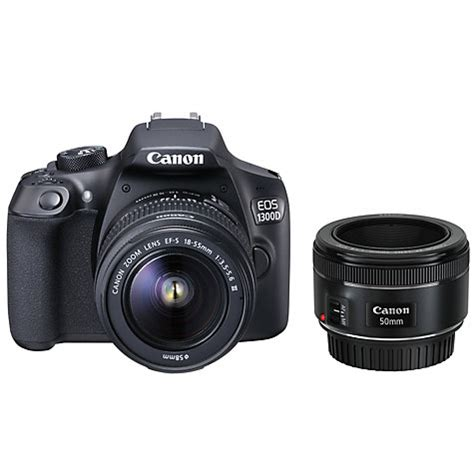 buy canon buy canon eos 1300d digital slr with ef 18 55mm f
