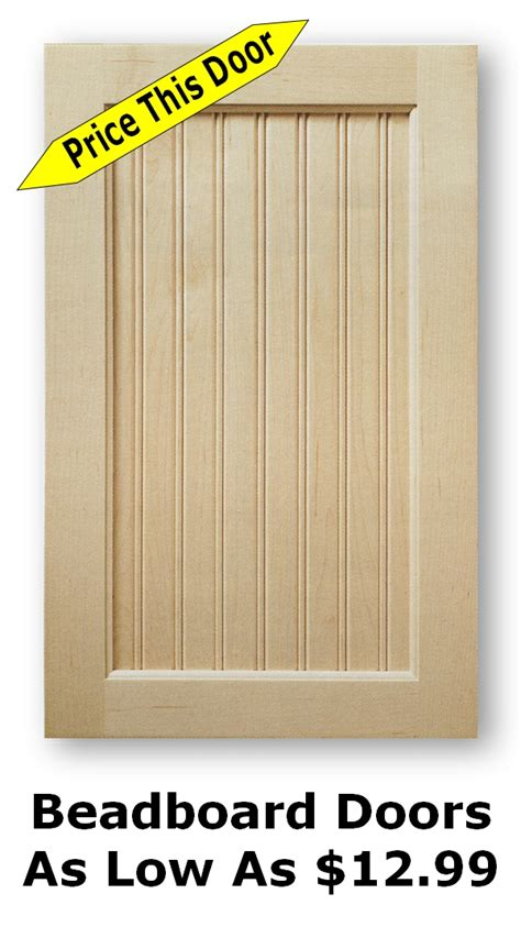 cabinet doors unfinished shaker cabinet doors as low as 8 99