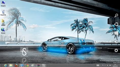 car themes for windows 8 1 download super car crystal effect theme for windows 7 and 8 ouo