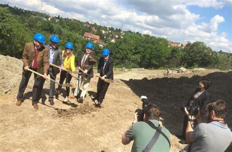 Bauunternehmen Leonberg by Leonberg Spatenstich Geze Baut Ein Entwicklungszentrum