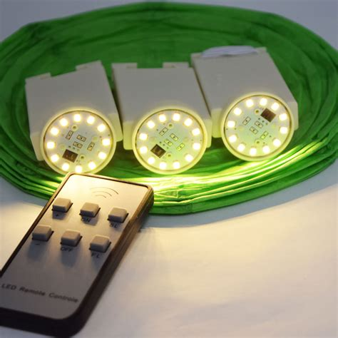 led lights for paper lanterns with remote 3 pack 12 led remote lights for paper lanterns warm white