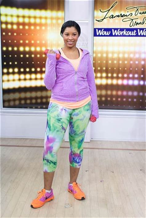 tamron hall stylist get motivated 4 workout wear ideas that will inspire you
