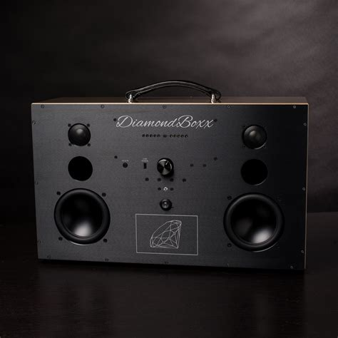 diamondboxx model l gold pearl diamondboxx touch of