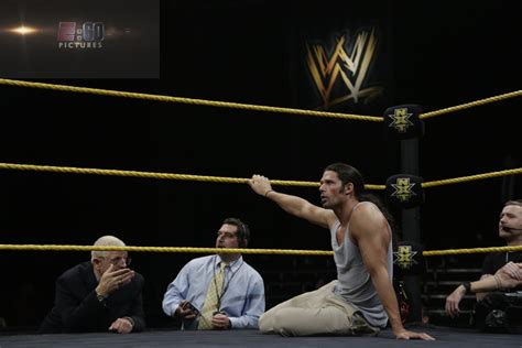 wwe behind the curtain e 60 s wwe documentary goes nxt level espn front row
