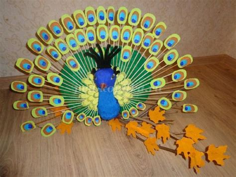 How To Make A Peacock Out Of Paper - how to make a peacock out of paper 28 images how to