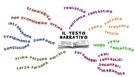 struttura testo narrativo testo narrativo