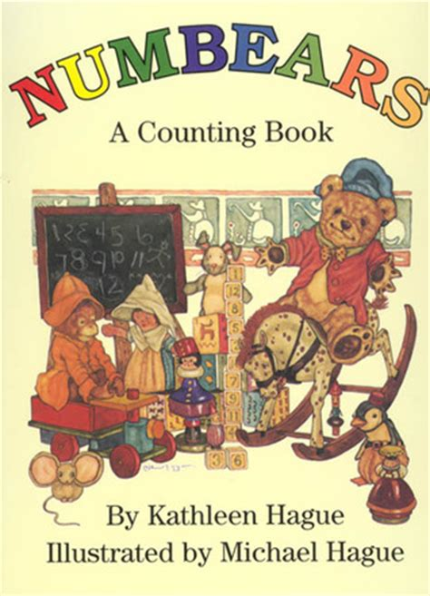 count the cowan series books numbears a counting book by hague reviews