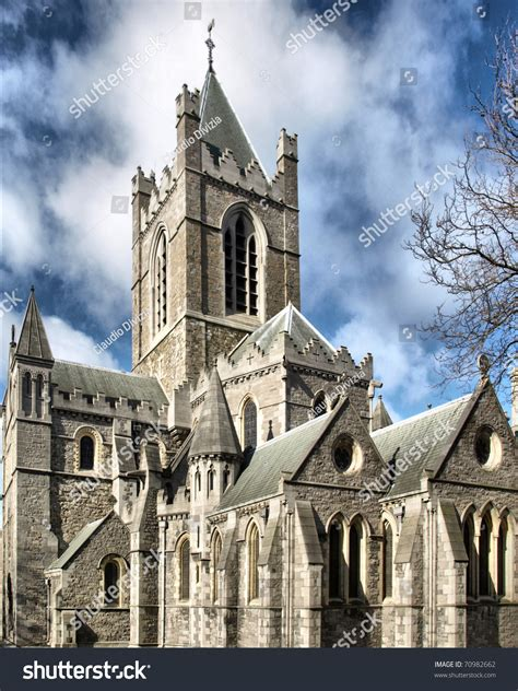 the in the of the church the dynamic of god books church dublin ancient cathedral stock photo