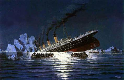 titanic boat english english quot the premonition of the titanic s sinking