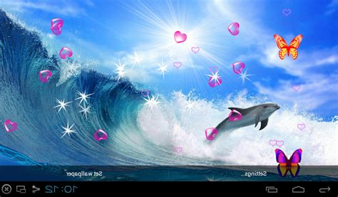 dolphin  wallpapers apk   android