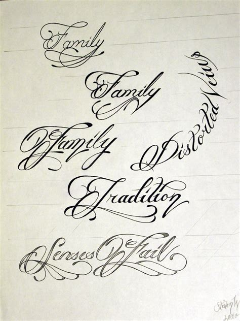 tattoo font generator script tattoo script 1 by stevenworthey on deviantart