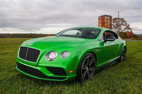The Auto Advisor 2016 Bentley Continental Gt V8 In