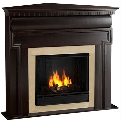 gel fuel corner fireplace electric fireplaces from portablefireplace