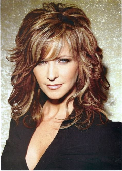layered hairstyles for medium length hair for women over 60 2015 medium length haircuts for women
