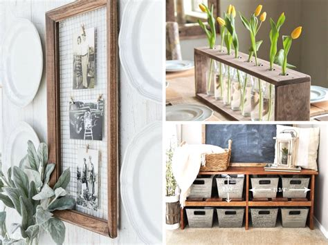 farmhouse style home decor 19 diy farmhouse decor ideas to style your fixer upper on