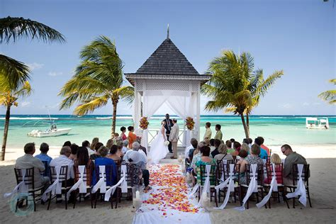 Wedding Ceremony Jamaica by Riu Ocho Rios Jamaica Ocho Rios Liz Weddings